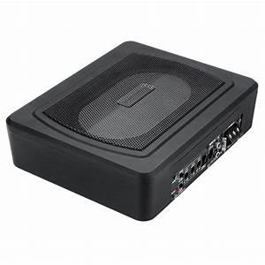6 U00d79 U2033 12v 600w Car Under Seat Subwoofer Audio Power