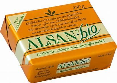 Alsan Butter Bio Margarine Oekologischer Genuss