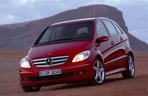 Mercedes Classe B 2006 : car review 2006 mercedes benz b class driving ~ Gottalentnigeria.com Avis de Voitures