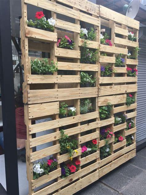 plantas en panel de madera  curso de organizacion del
