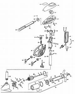 Minn Kota Powermax 52 Parts
