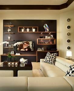 65 Vorschläge für Dekoration im Wohnzimmer! - Archzine net
