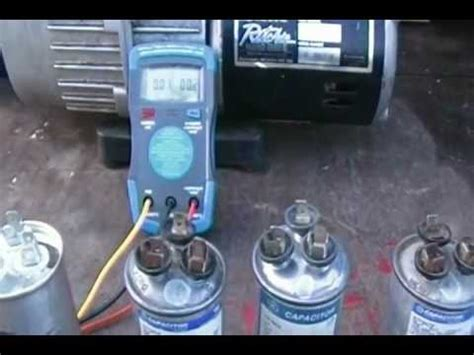 how to fix a c air conditioner bad capacitor no air conditioning repair air conditioner