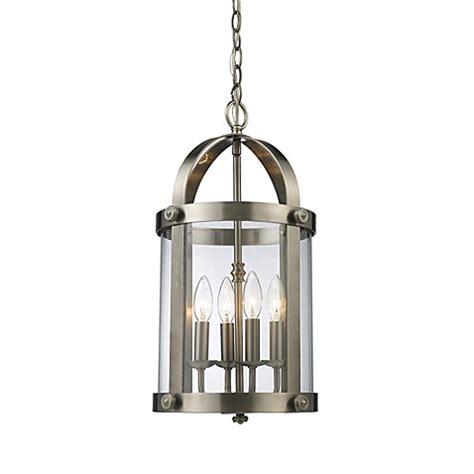 landmark lighting landmark lighting chesapeake 4 light lantern in satin