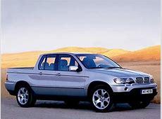 X Serisi BMW X5 Pikap