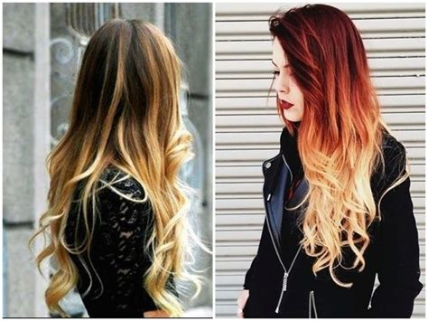Different Types Hair Dye by Different Types Of Ombre Hair Hair Do S