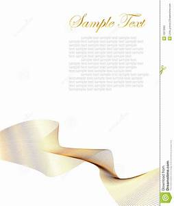 White And Gold Abstract Background Stock Photos - Image ...