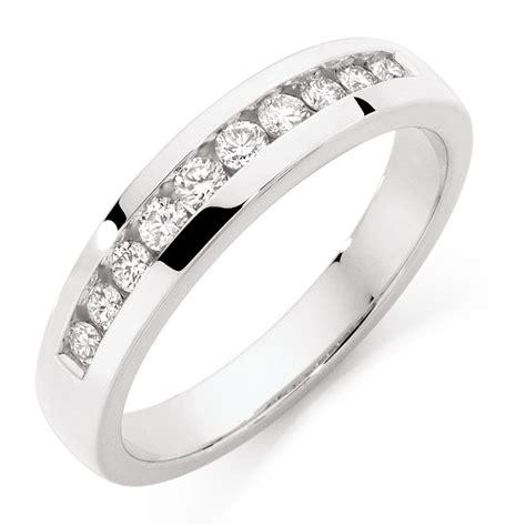 mens wedding band   carat tw  diamonds  kt