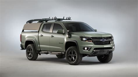 Chevrolet Colorado Picture by 2016 Chevrolet Colorado Z71 Hurley Concept Picture