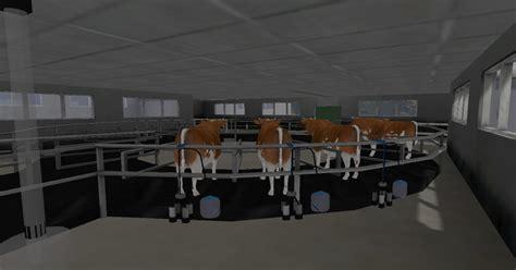 ddr kuhstall mod   farming simulator   mod