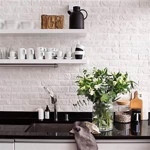 Küche Deko Wand : deko ideen k che ~ Whattoseeinmadrid.com Haus und Dekorationen