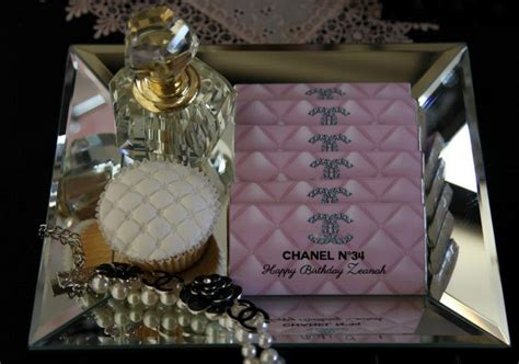 chanel inspired birthday party birthday party ideas themes