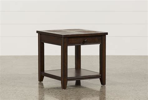 living spaces end tables pomeroy end table living spaces