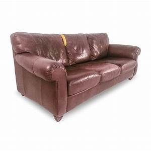 85 off natuzzi natuzzi brown leather couch sofas With natuzzi leather sofa bed couch