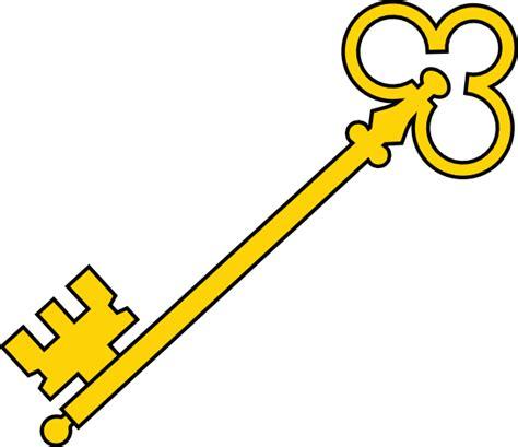 Clipart Key Olde Key Clip At Clker Vector Clip