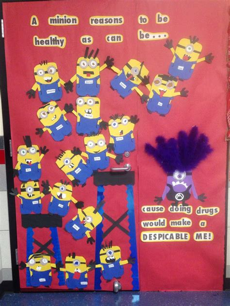 minion reasons    drugs classroom pinterest