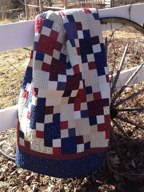 Bed Quilts For Sale by Bed Quilt Handmade Quilt For Sale Patriotic Quilt