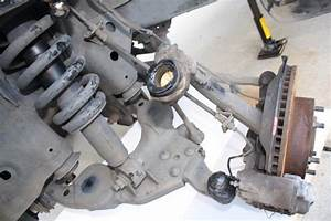 2006 Toyota Tundra Ball Joint Broke While Driving  3