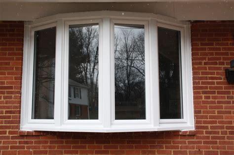 modern bow window replacement windows
