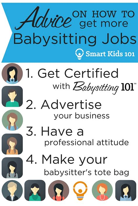 How To Make A Babysitting Sound On A Resume by Advice On How To Get More Babysitting Smart 101