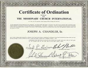 Ordination certificate templates budget template free for Free ordination certificate template