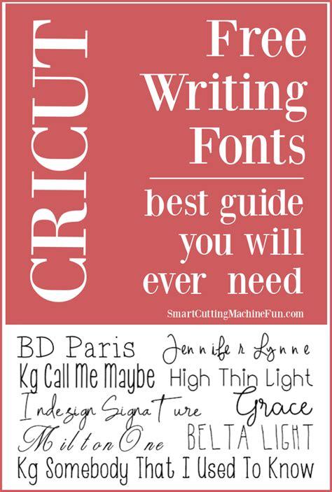 writing fonts  cricut cricut fonts writing fonts lettering tutorial