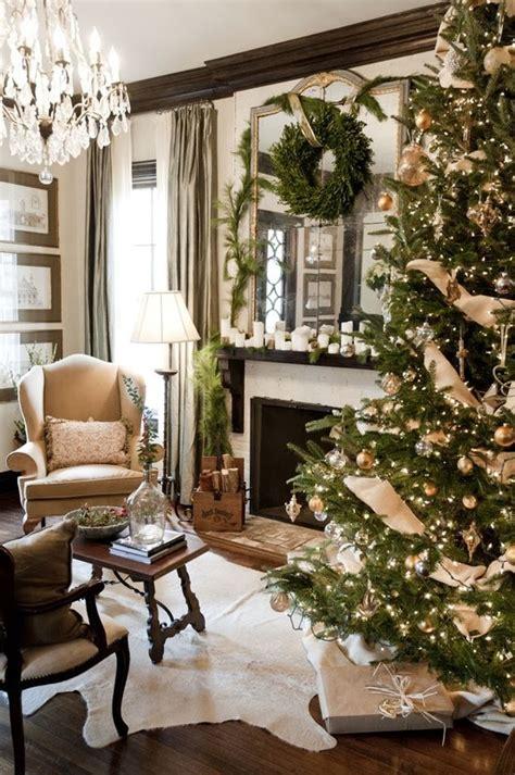Eye For Design Simple And Elegant White Christmas Decor