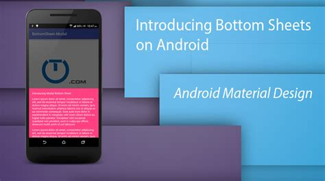 home design expo android bottom sheet exle truiton