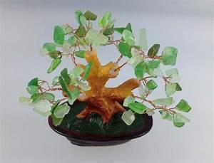 Geldbaum Feng Shui : feng shui gl cksbaum 15 cm geldbaum bonsai pfennigbaum handarbeit stein gr n ebay ~ Bigdaddyawards.com Haus und Dekorationen