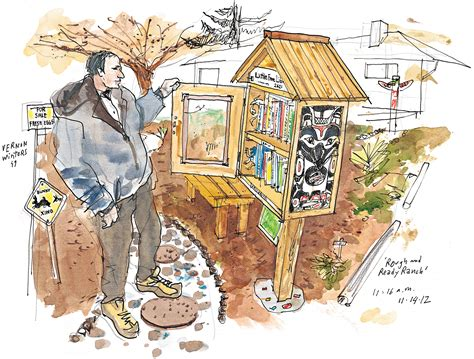 See the best mountlake terrace apartments for walking, biking, commuting and public transit. Mini-libraries have curb appeal | The Seattle Sketcher | Seattle Times