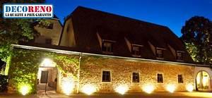 eclairage exterieur facade maison ventana blog With eclairage exterieur facade maison