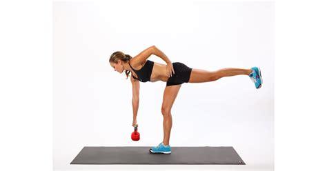 leg deadlift kettlebell single deadlifts fitness popsugar weight exercises squats glutes variations butt fill loss moves major booty