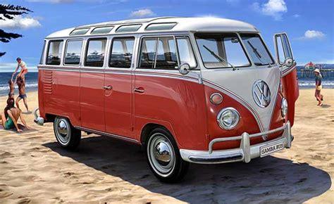 volkswagen hippie van front volkswagen re releasing classic hippy van as new electric