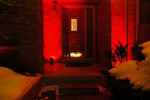 Color lens covers for your landscape lighting fixtures