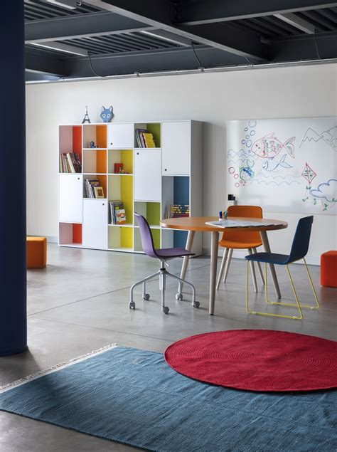 Libreria Bicocca by Nidi For La Creativit 192 Di Battistella All Hangarbicocca