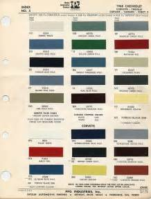 are camaros cars 1967 1969 camaro factory paint charts