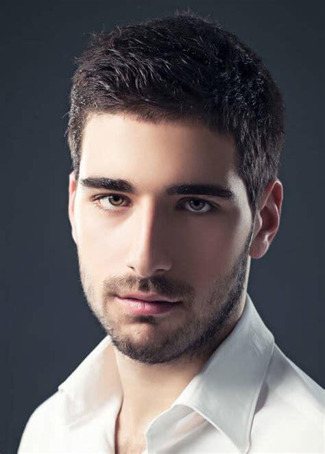 favorite short hairstyles  haircuts  men