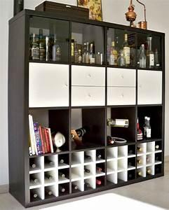 Weiße Regale Ikea : verwendungen f r unseren regaleinsatz f r weinflaschen f r ~ Michelbontemps.com Haus und Dekorationen