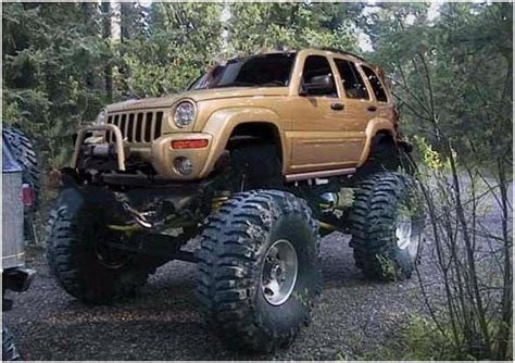 lifted jeep liberty big jeep liberty lift kit 2002 jeep liberty