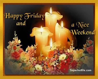 Friday Happy Weekend Nice Friends Ladies Morning