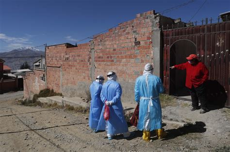 bolivia virus death toll paz doubt rises vote september space seattle