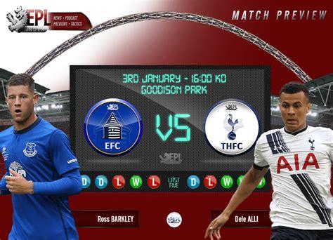 Everton vs Tottenham Preview   Team News, Key Men and ...