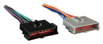 Metra Radio Wire Harness Adapter For Most Ford Lincoln