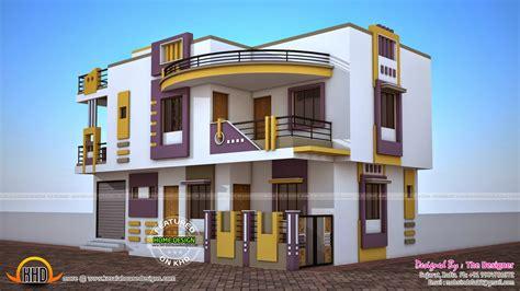 india contemporary house plan kerala home design