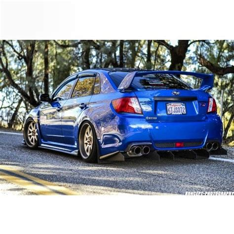 custom blue subaru 25 best ideas about subaru impreza sedan on pinterest