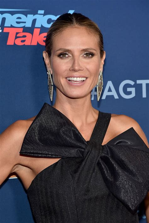 Heidi Klum Wolk Morais The America Got Talent