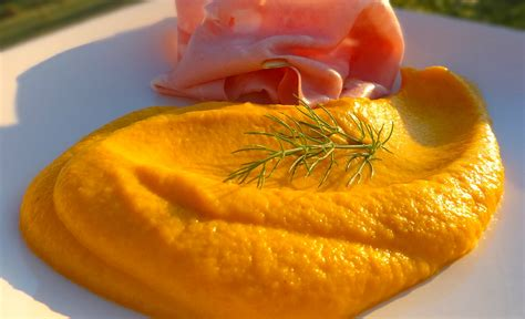 cuisine de pomme de terre purée de carottes toute douce au cumin cuisine gourmande