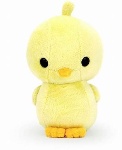 Stuffed Yellow Animal Plush Chick Bellzi Chicki