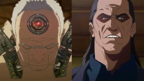 inuyashiki episode  anime review inuyashiki