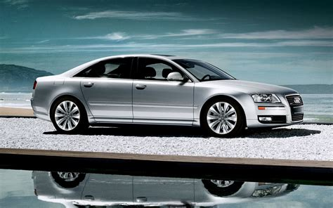 Audi A8 Wallpapers by Audi A8 A8l 4 2 W12 S8 Quattro Free Widescreen